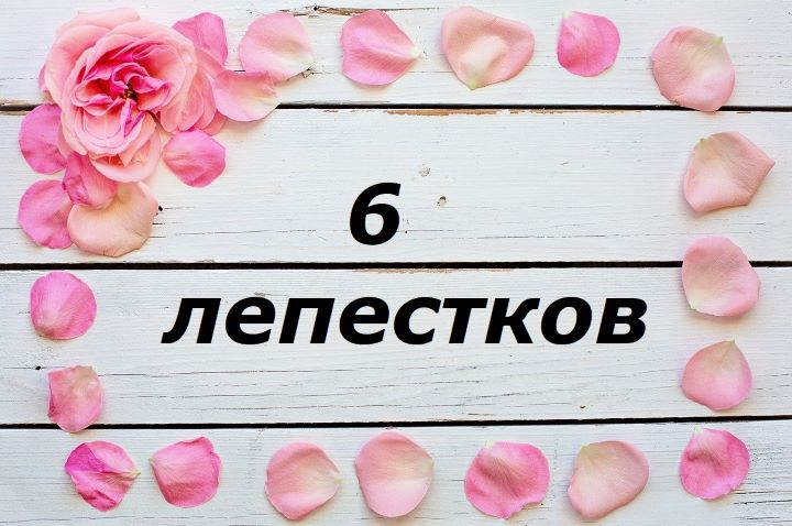 Диета лепестки розы