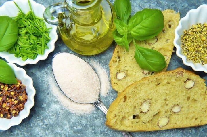 Продукты для средиземноморского питания